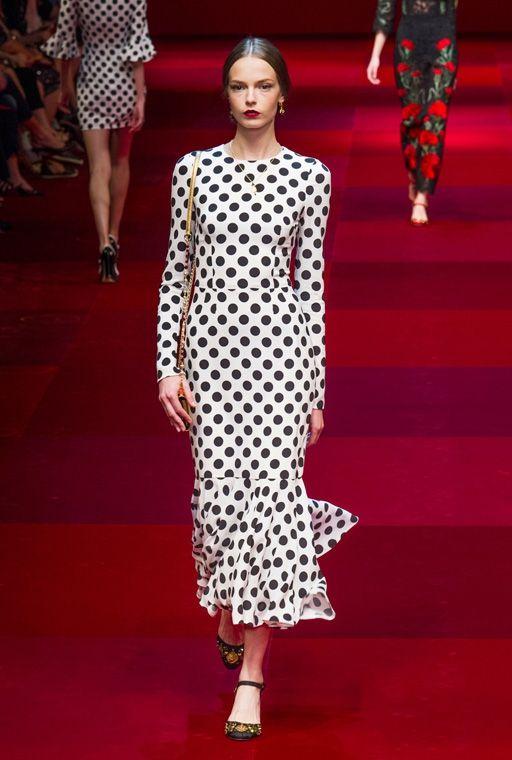 Лучшая одежда из коллекции dolce gabbana | FrauI - интернет журнал