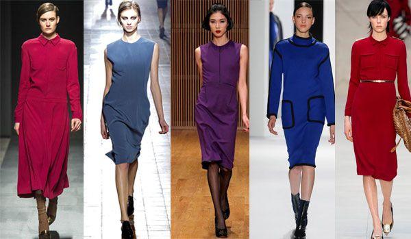 Модные офисные платья сезон весна-лето
