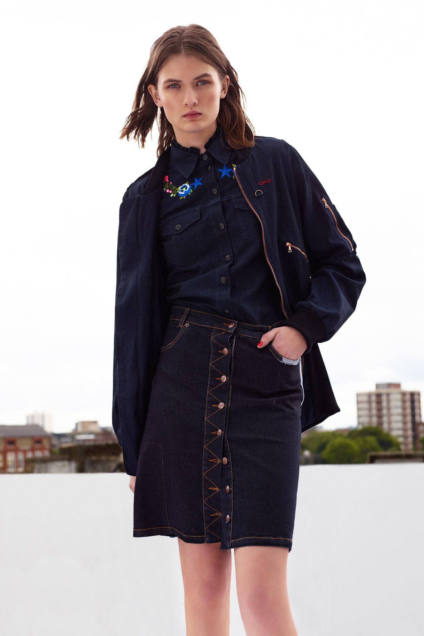 Найди идеал одежды в коллекции preen line resort