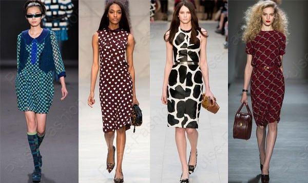 Офисные платья от модельеров Европы