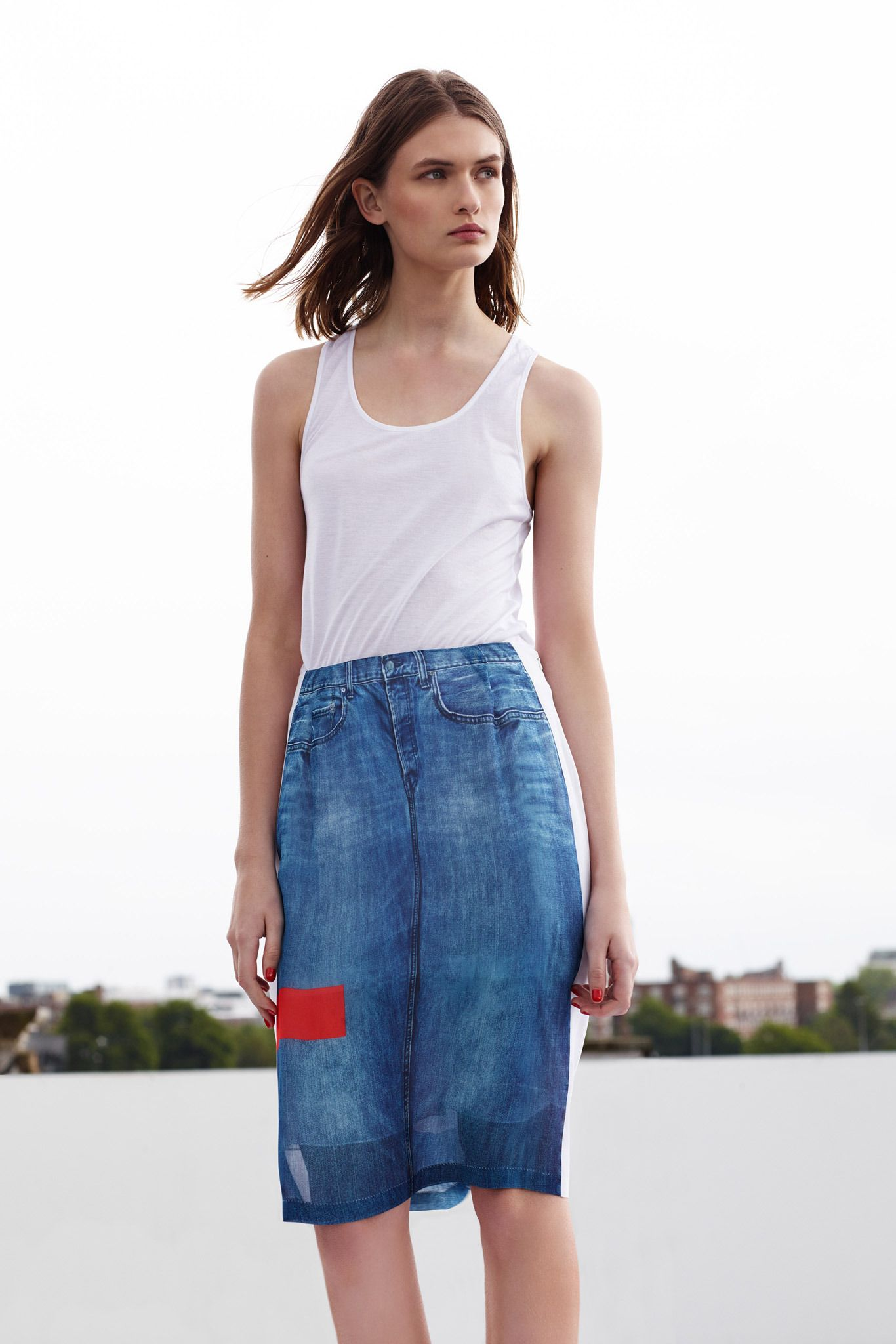 Отличные джинсовые шорты шедевр модной Европы