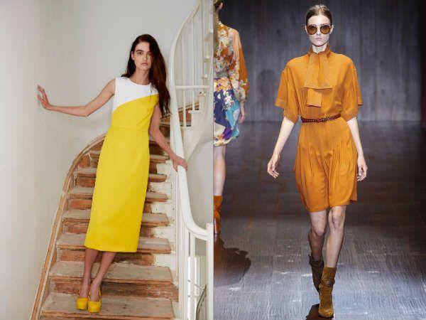 Платья офисные и модные тенденции