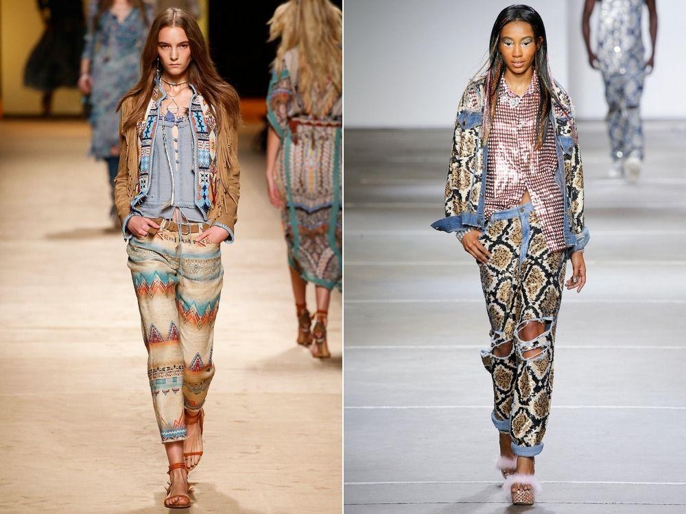 Яркие брюки для девушки тренд сезона