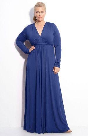 модные платья с завышеной талией для пышных форм