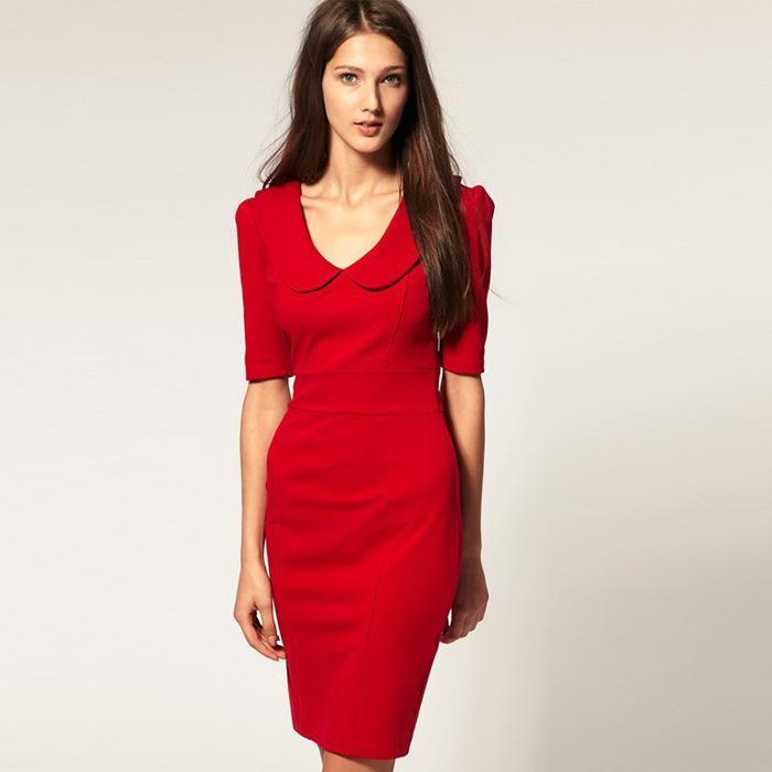 платье футляр и дресс код соблюден