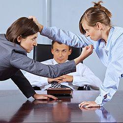 Коллектив и возможные конфликты на работе