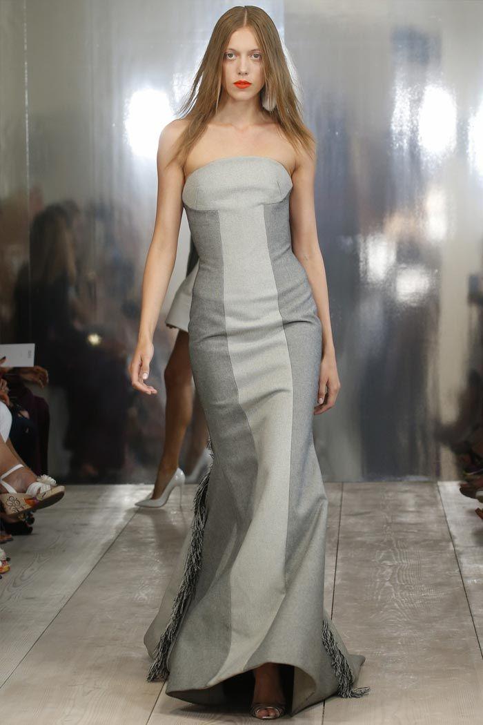 Вчернее платье от модных домов Европы