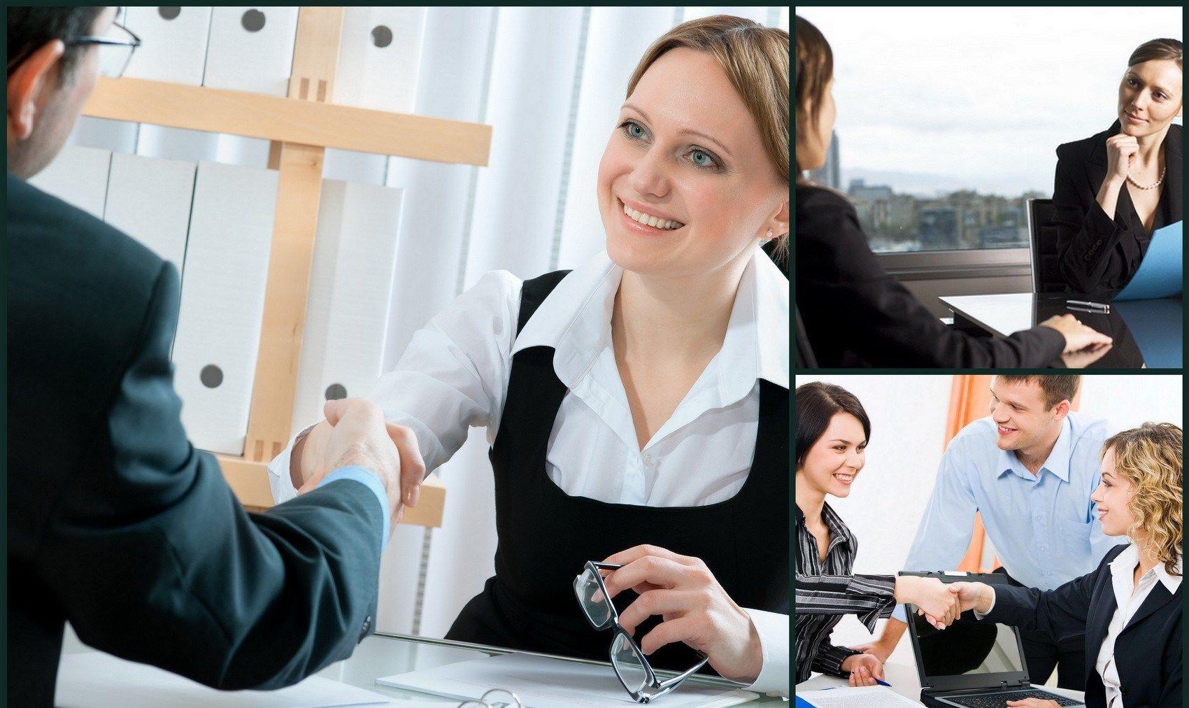Собеседование у работодатля
