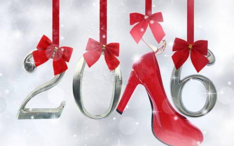 Аксессуары и обувь, как элементы для завершения новогоднего образа