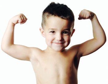 Почему ребенок болеет? Укрепляем иммунитет!