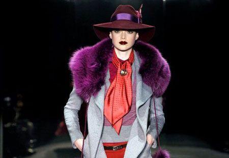 Выбираем модные пальто 2012 для осени
