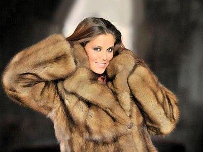 Модные шубы 2013 — найди себя в мире меха