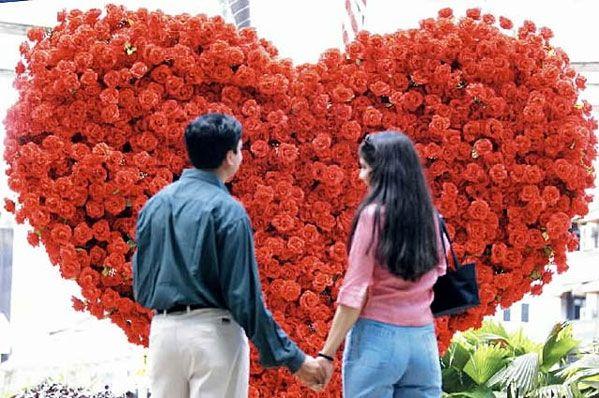 Валентинки — вырази чувства оригинально