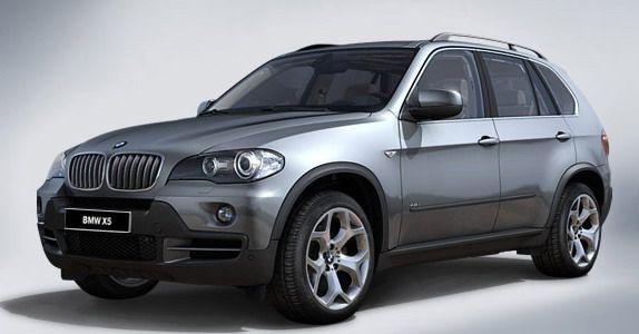 БМВ Х5 авто для женщин уверенных в себе