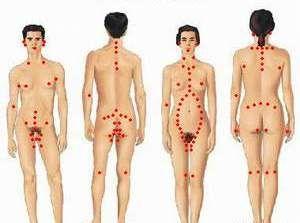 эротический массаж и эрогенные зоны