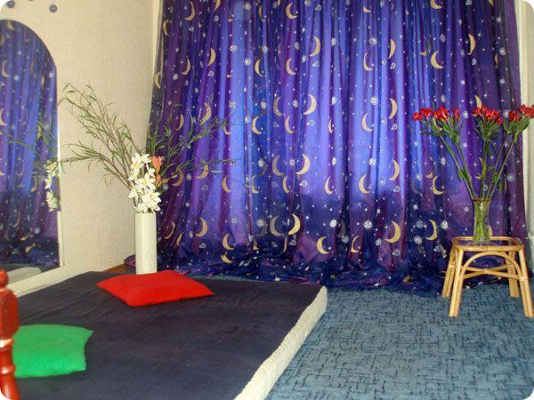 комната для эротического массажа
