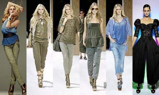 модные женские брюки сезона