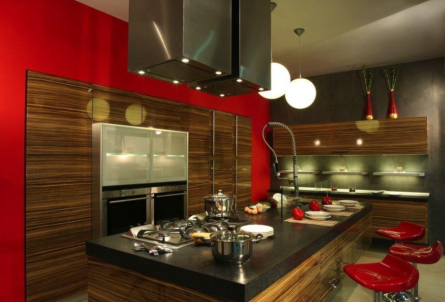 О дизайне современной кухни