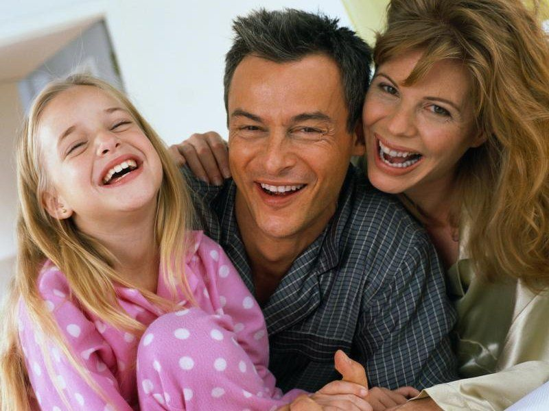 сохранить семейные отношения и жить в удовольтсвие