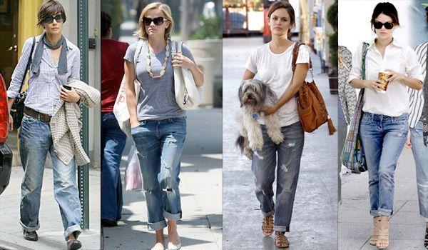модные джинсы 2011-2012