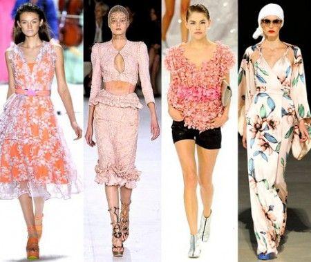 что модно летом