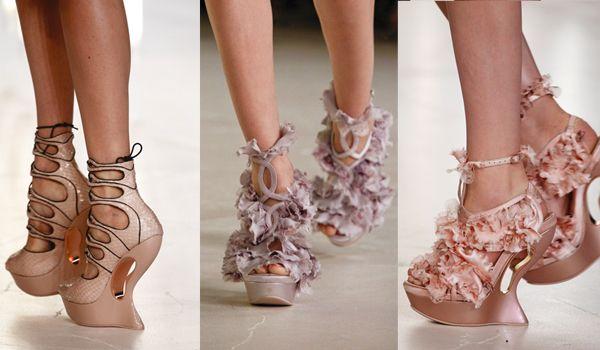 обувь лето в босоножках
