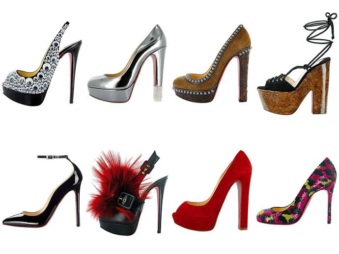обувь весна на каблуке