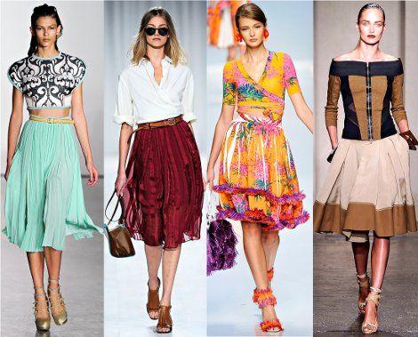 стиль и мода весна