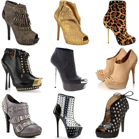 модные туфли на летний сезон