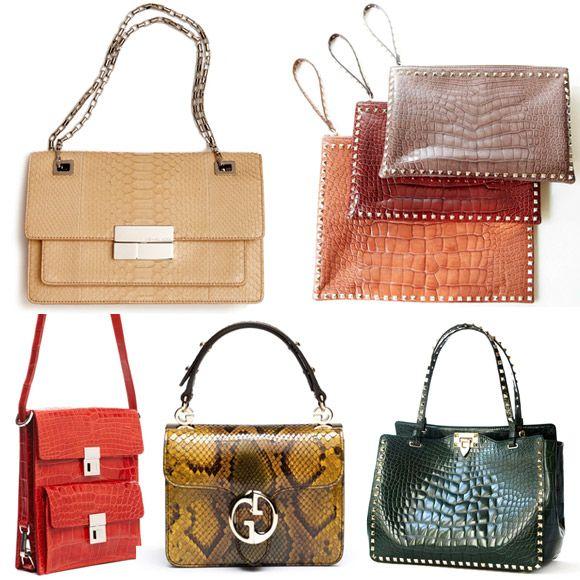 сумки по сезону или мода в руках