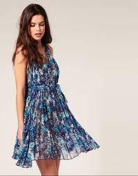 летние платья 2012 из летящих тканей