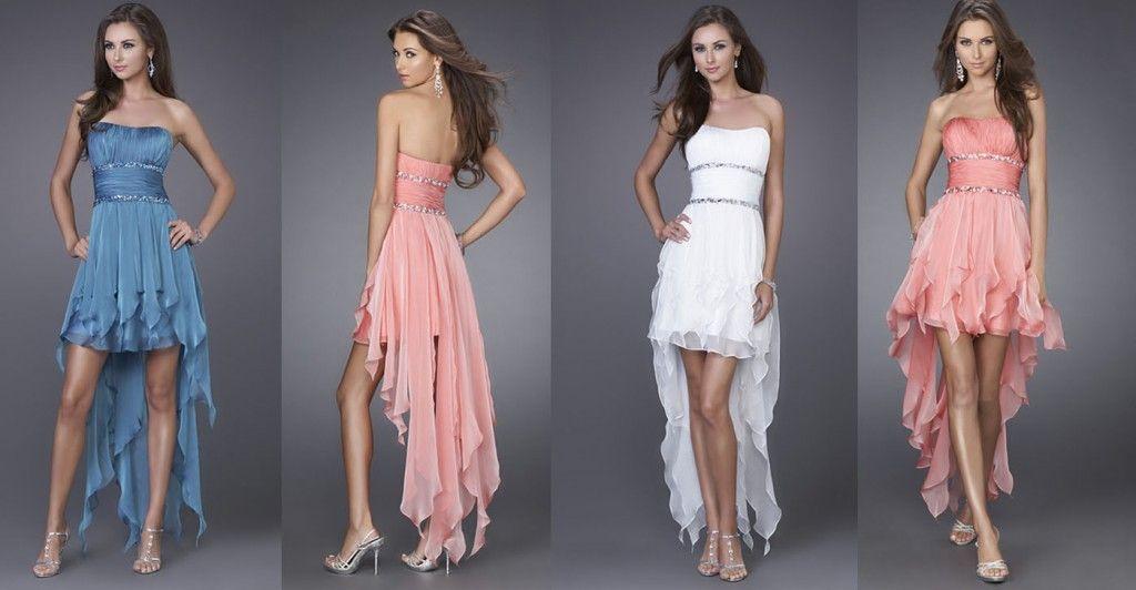 открытые летние платья 2012
