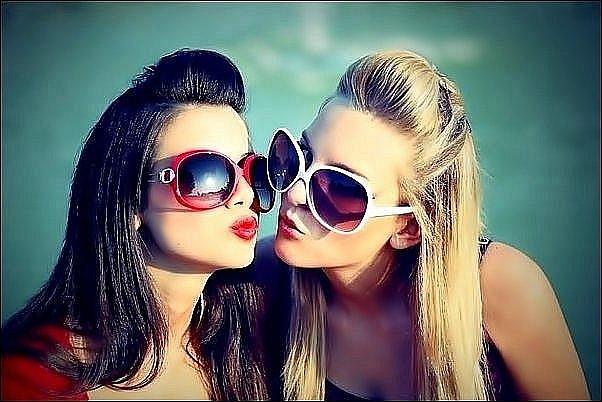 солнечные очки - будь модной сегодня