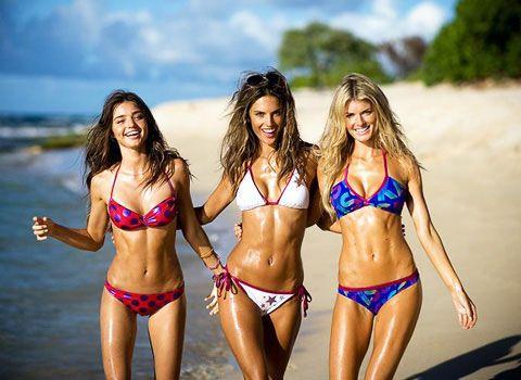 Фигура летом с лучшей пляжной диетой