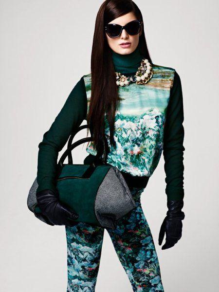 Тренды осень зима 2012 2013 неповторимость стиля во всем