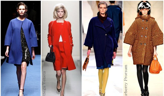 что модно осенью носить сегодня