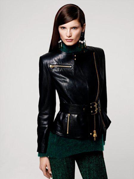 мода осень 2012 элегантность стиля