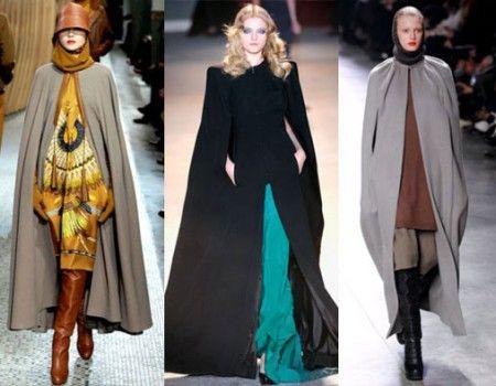 модные женские пальто 2012