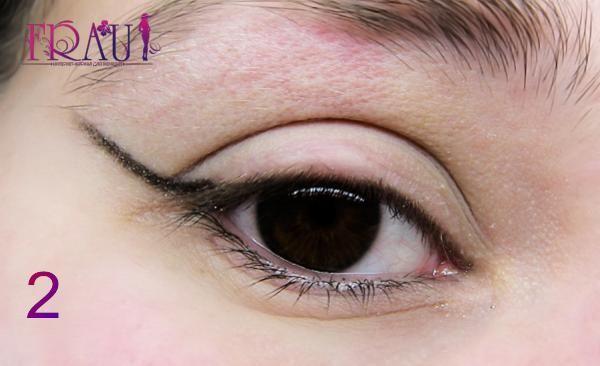 макияж для карих глаз фото 2