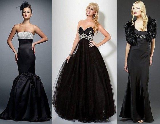 шикарное платье для нового года 2013