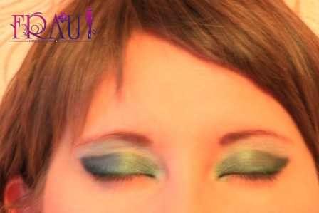 третий этап макияжа