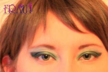 яркость взгляда подчеркнутая макияжем