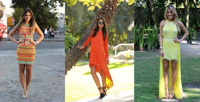 летние платья на любой вкус