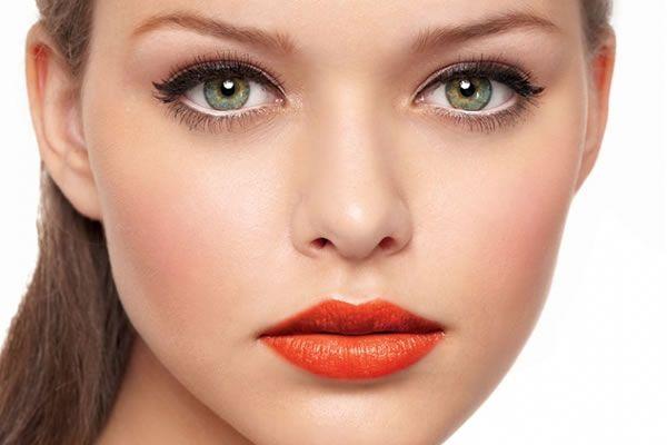 макияж светлым зеленым глазам
