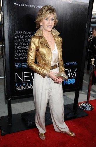 Jane Fonda сочетаем насочетаемое