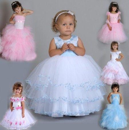 красивые платья на выпускной для девочек