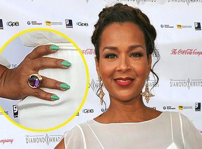 lisa-raye-mccoy-nails и ее маникюр