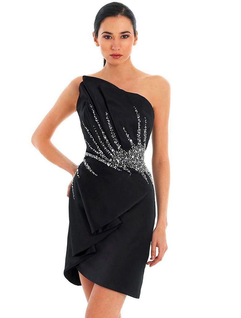 короткое платье для праздника новый год
