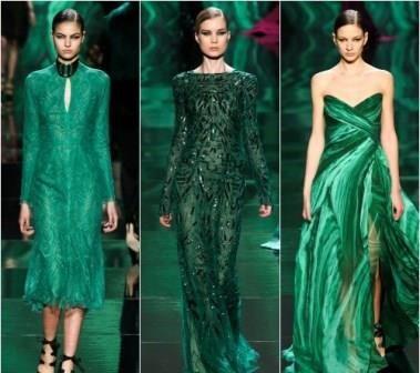 яркие и необычные вечерние платья на новый год