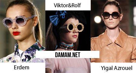 дизайнерские модные очки